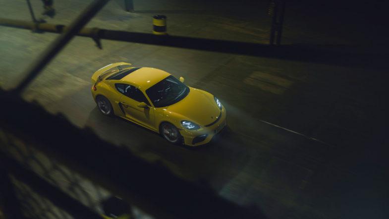 718 Cayman GT4
