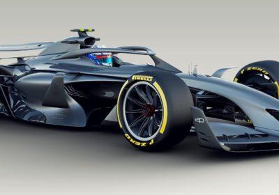 réglement F1 2021