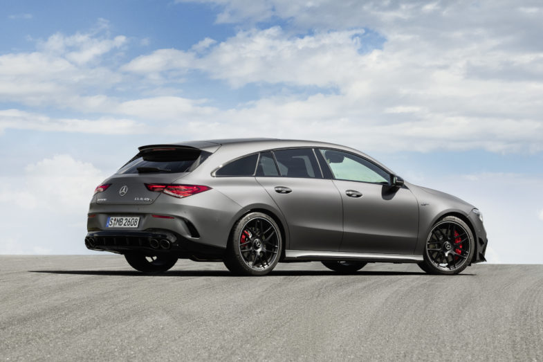 CLA 45 S Shooting Brake
