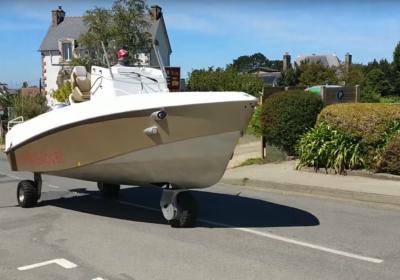 Tringa Boat