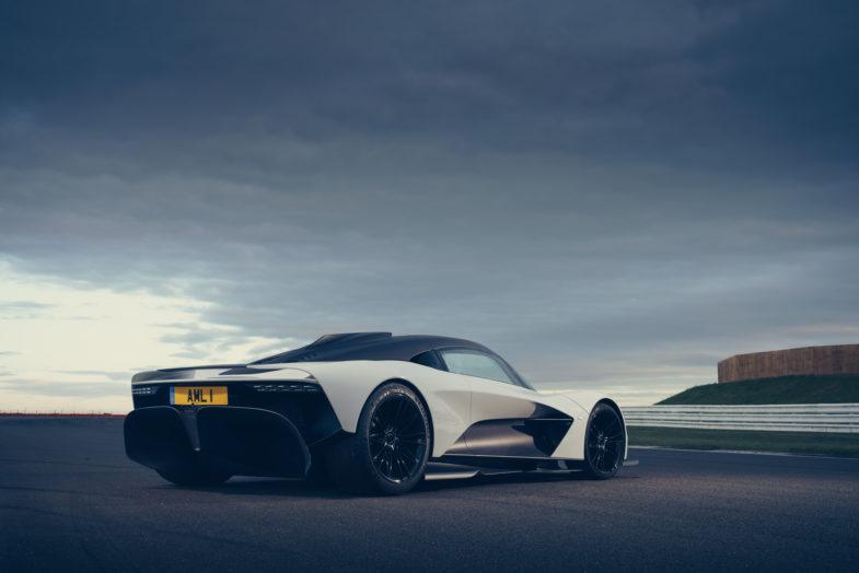 Aston Martin Valhalla