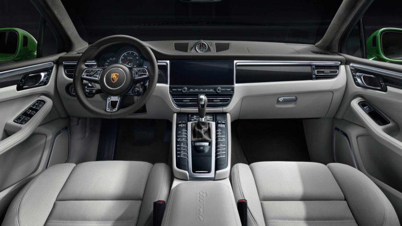 Retour du Porsche Macan Turbo avec 440 ch — Salon de Francfort