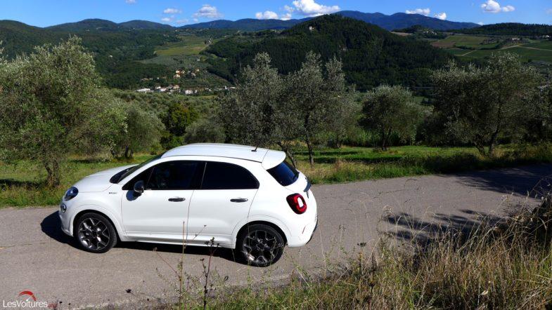 Fiat 500X Sport