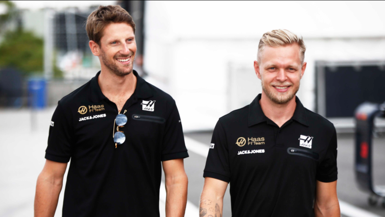 OFFICIEL : Grosjean prolonge avec Haas