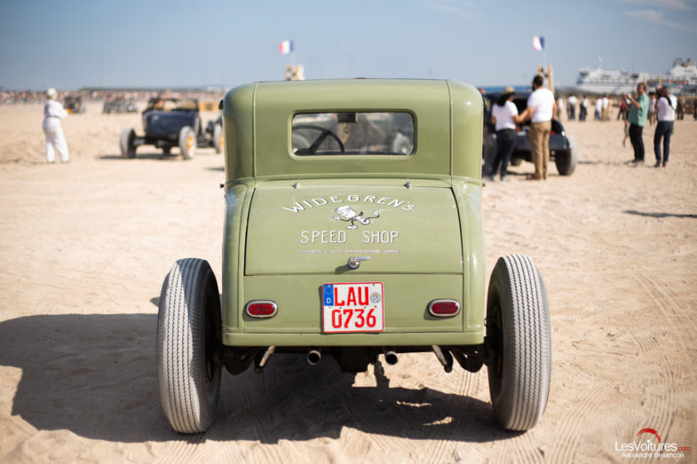 Normandy Beach Race