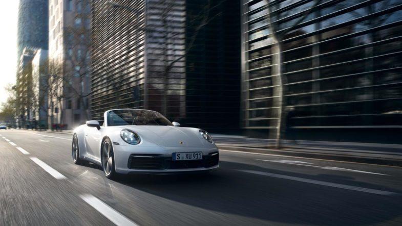 Porsche 911 Carrera 4 Cabriolet