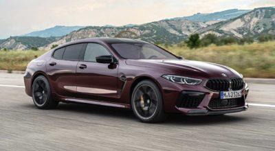 BMW M8 Compétition Coupé