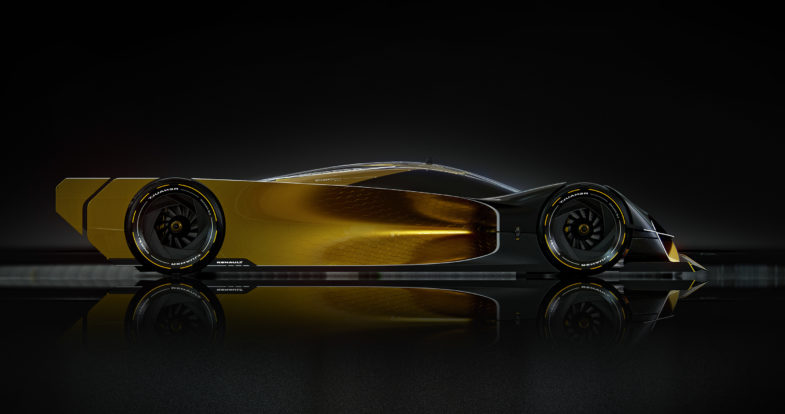 Hypercar Renault