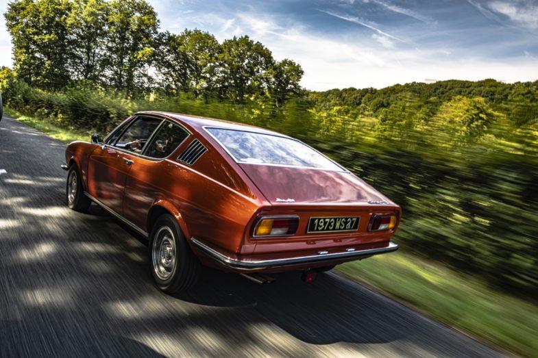 Audi 100 Coupé S