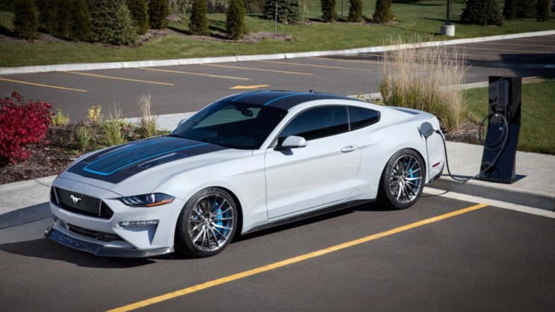 Ford Mustang Lithium