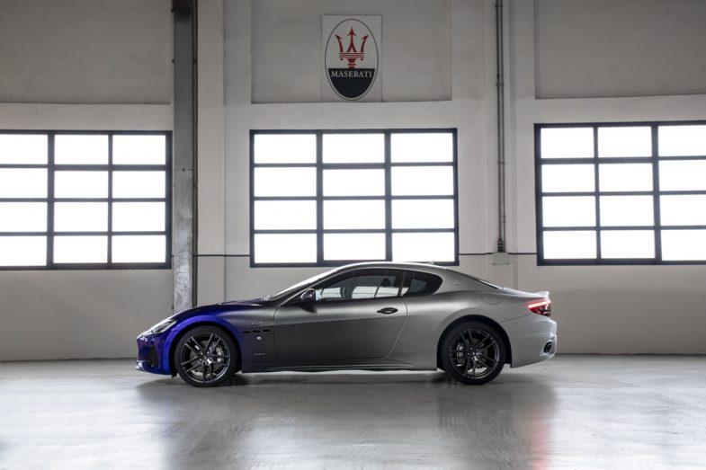 Maserati GranTurismo Zéda