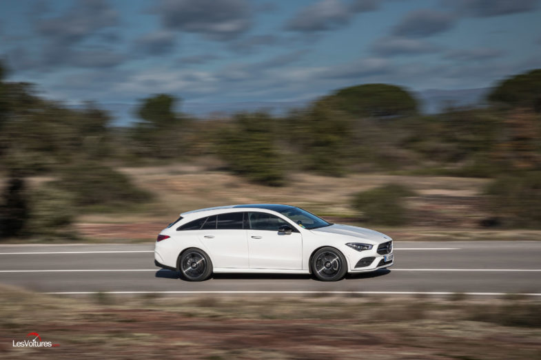 Mercedes-Benz CLA Shooting Break