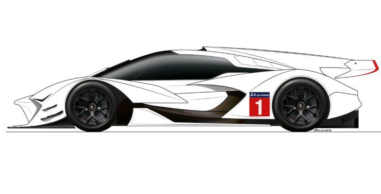 Le Mans Hyperca
