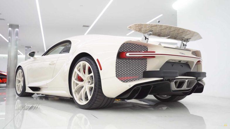 Bugatti Chiron Hermès