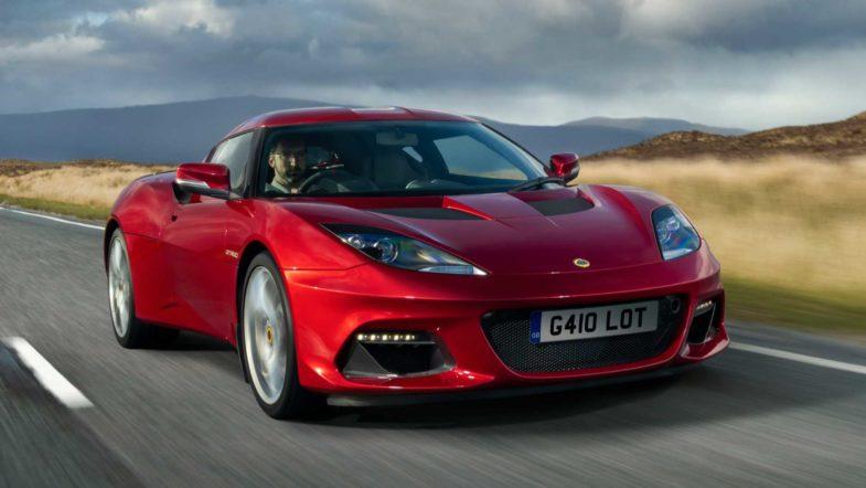Lotus Evora GT410