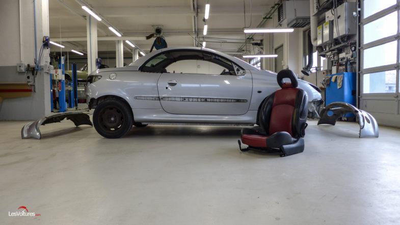 Ma Peugeot Rénovée