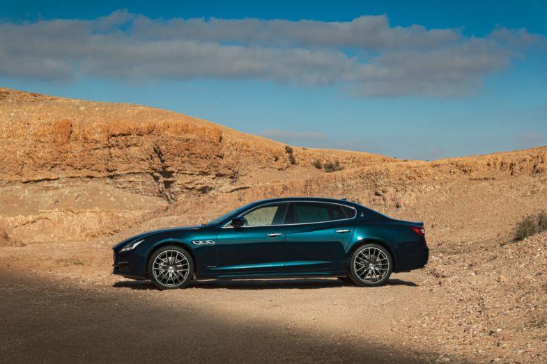 série spéciale Royale Maserati