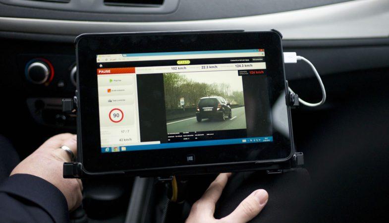 voitures-radar privées