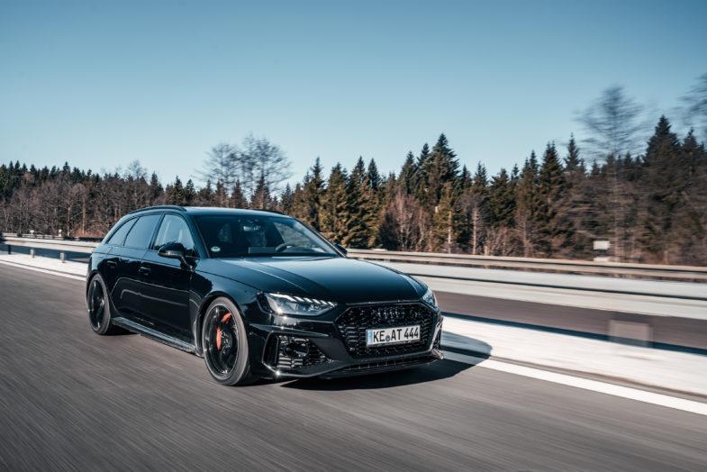 Audi RS 4 Avant ABT
