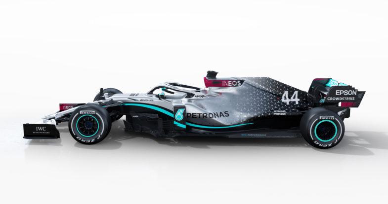 Mercedes W11