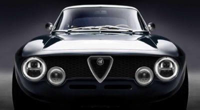 Alfa Romeo Giulia GT electric