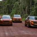 Road Trip : les Peugeot 2008, Ford Puma et Volkswagen T-Roc au coeur de la Guyane