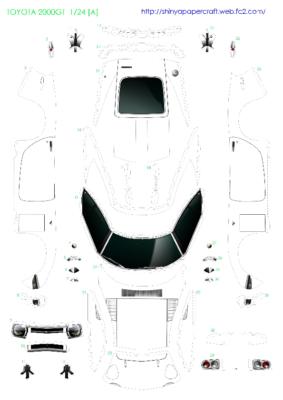 Maquette-papier-automobile-2000gt001