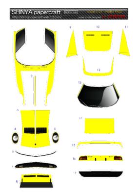 Maquette-papier-automobile-miura001
