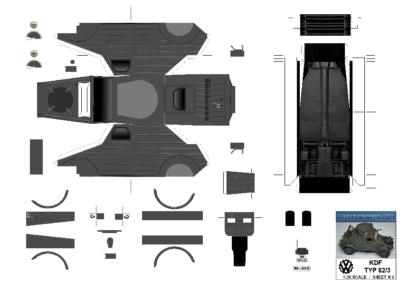 Maquette-papier-automobile-vw-typ-82_3