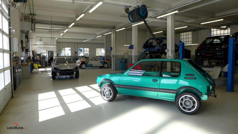 Peugeot 205 Griffe