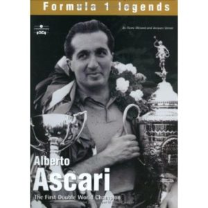 Alberto Ascari, Formula 1 Legends