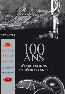 Bugatti : cent ans d'innovation et d'excellence