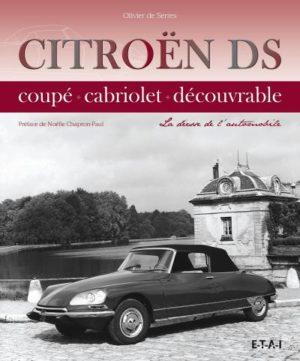 Citroën DS coupé, cabriolet, découvrable