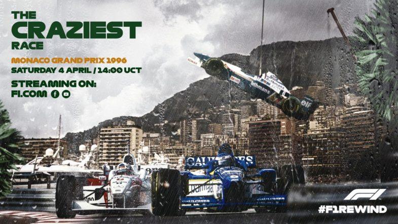 GP de Monaco 1996