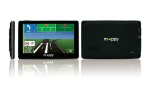 GPS Mappy S-essential Ulti S556 Europe 15 Pays Cartographie à vie
