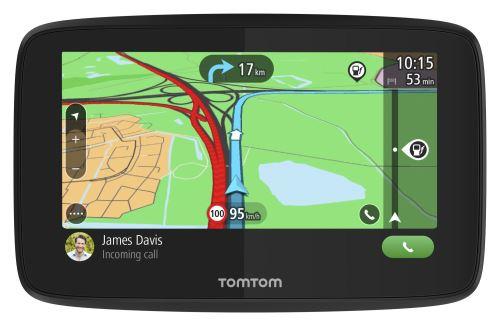GPS TomTom Go Essential 5″ Cartographie Europe 49 pays et TomTom Traffic à vie, Wi-fi intégré