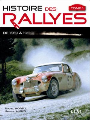Histoire des rallyes, 1951-1968