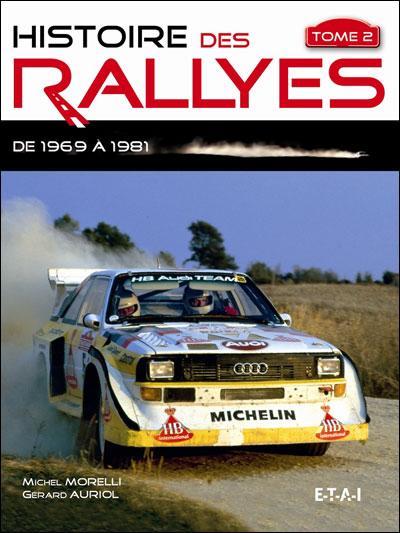 Histoire des rallyes, 1969-1986