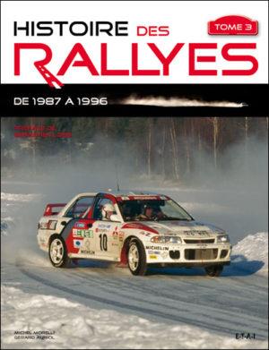 Histoire des rallyes depuis 1987