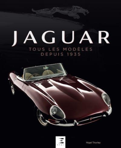 Jaguar, tous les modèles depuis 1935
