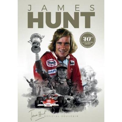James Hunt: Official Anniversary Souvenir – [Version Originale]