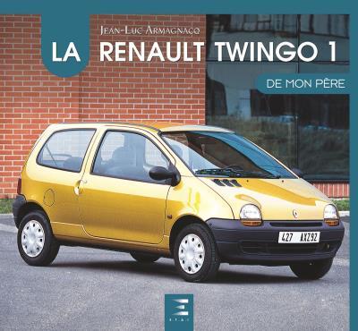 La Renault Twingo I de mon père
