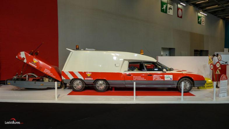 Citroën : deux des modèles les plus « fous » de l'histoire ! Par Frédéric Lagadec  Les-Routes-Mythiques-Mondial-Auto-2018-Citroën-CX-Serie-2-GTI-turbo-1987-Pont-et-Chaussees-785x442