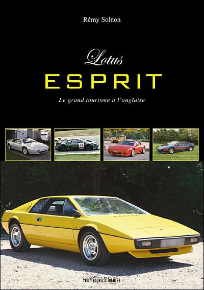 Lotus Esprit, le grand tourisme à l'anglaise