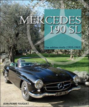 Mercedes 190 SL : une sublime étoile 1955-1963