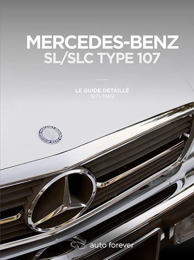 Mercedes Benz SL SLC Type 107