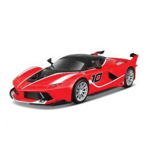 Modèle réduit de voiture de Collection : Ferrari Racing Fxx K : Echelle 1/24 BBurago