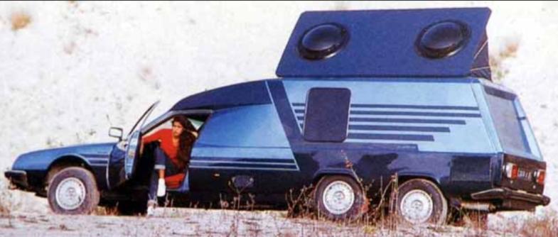 Citroën : deux des modèles les plus « fous » de l'histoire ! Par Frédéric Lagadec  Penthouse-Citroen-Etablissements-Tissier-785x334