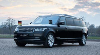 Rang Rover Limousine