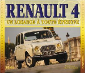 Renault 4, un losange à toute épreuve